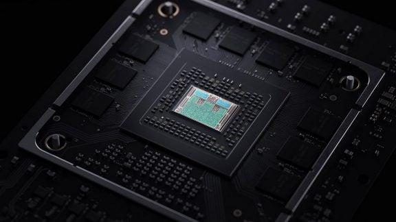 سورس کد پردازشگر گرافیکی Xbox Series X