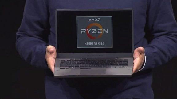 لپ تاپ Ryzen 4000