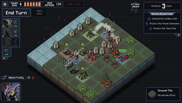 بازی Into The Breach برای کامپیوتر ارزان قیمت