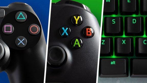 خرید پلی استیشن 5 سونی، کنسول Xbox Series X یا PC