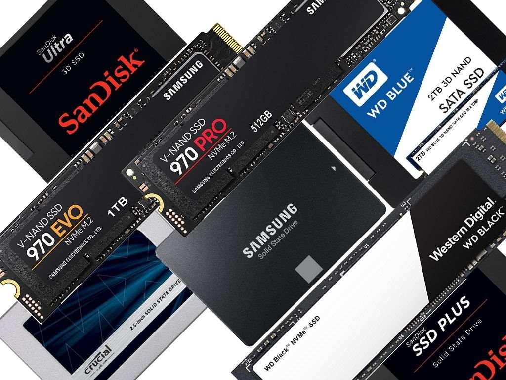 انواع حافظه SSD برای افزایش چشمگیر عملکرد کامپیوتر شخصی