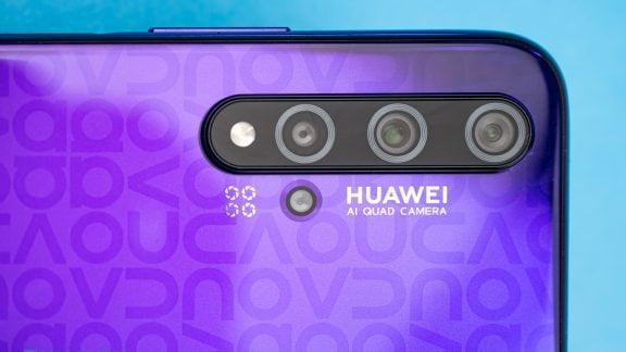 دوربینهای گوشی نوا 5T
