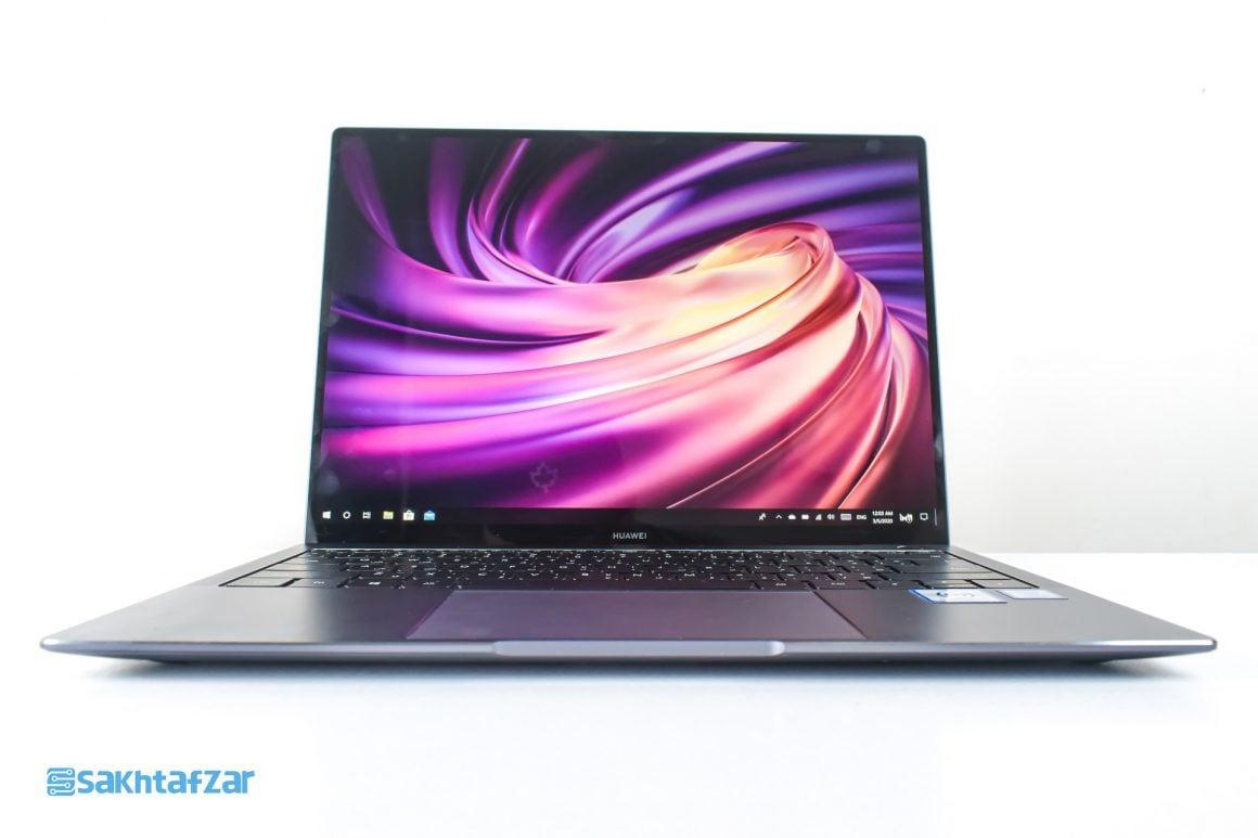 لپتاپ میت بوک X Pro 2019 هوآوی