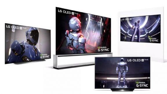 قیمت تلویزیونهای 2020 الجی