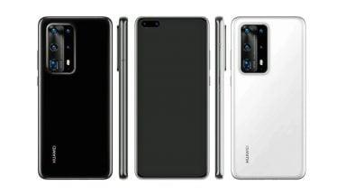 گوشیهای P40 ، P40 Pro و P40 Pro+ هوآوی