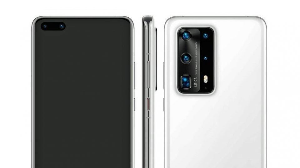 گوشی P40 Pro هوآوی