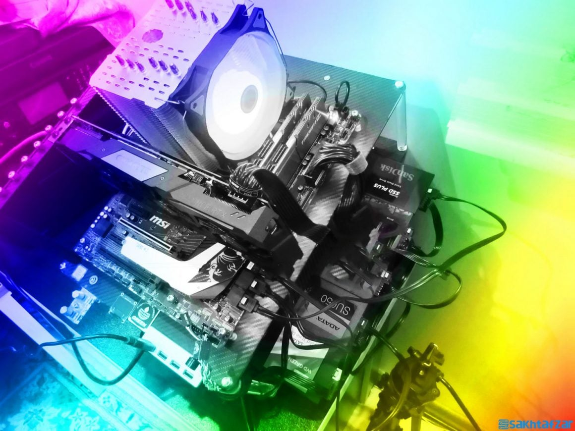 بررسی 3 درایو ADATA SU650، WD GREEN، و SANDISK SSD PLUS