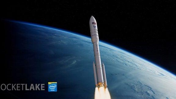 پردازنده Intel Rocket Lake S