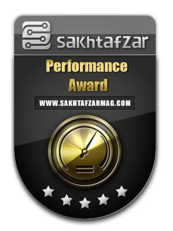 نشان Performance Award