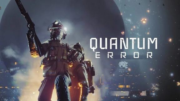 عنوان ترسناک Quantum Error