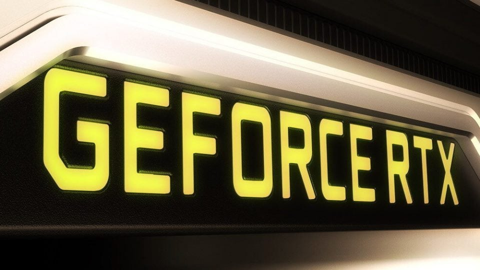 گرافیک GeForce RTX