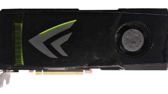 گرافیک GeForce GTX 480 Core 512