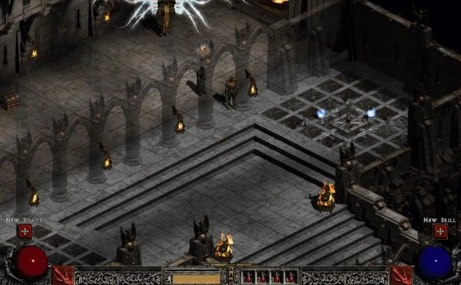 بازی استراتژی Diablo II