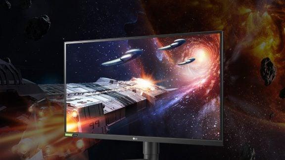 نمایشگر گیمینگ UltraGear 27GN750