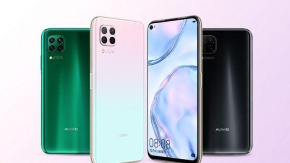 گوشی Huawei P40 Lite