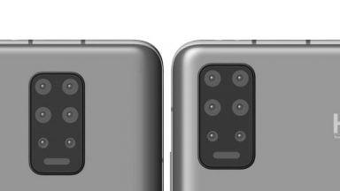 دوربین هشتتایی و بدنه یکپارچه گوشی هوآوی