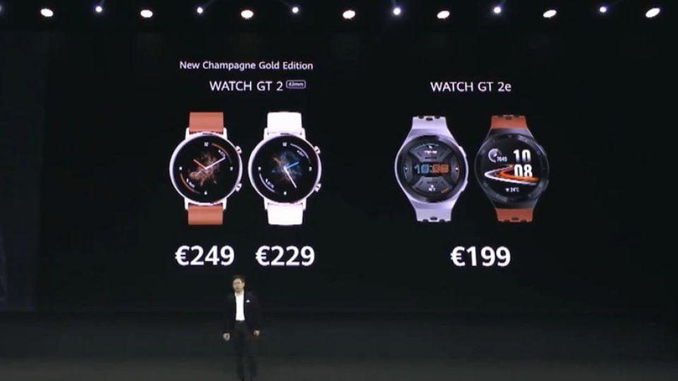 ساعت هوشمند Watch GT2e