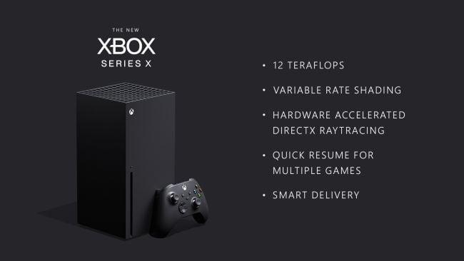 مشخصات فنی Xbox Series X