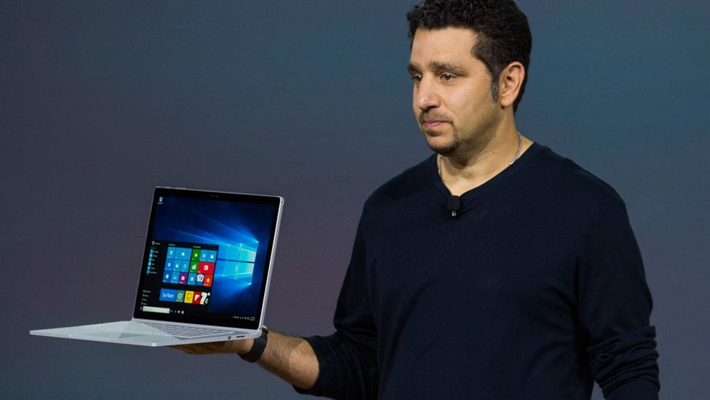 پانوس پانای رئیس مایکروسافت ویندوز