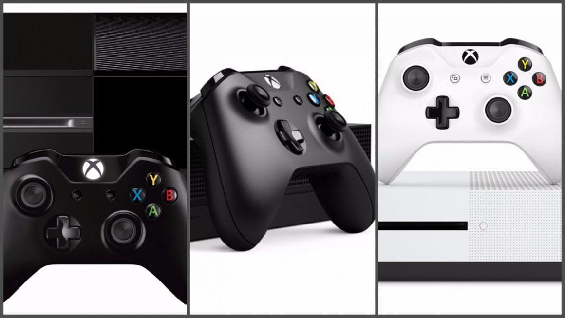 Xbox Series X در برابر One X