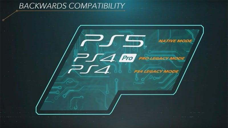 قابلیت Backward Compatibility پلی استیشن 5