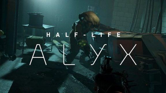 عنوان مورد انتظار Half-Life: Alyx
