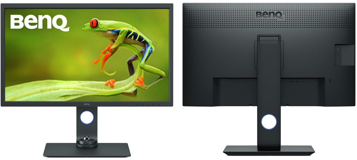نمایشگر Benq SW321C معرفی شد