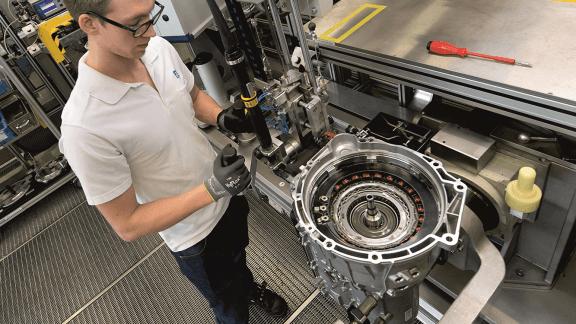 آیندهی گیربکسهای جدید با تکنولوژیهای نوین