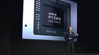 معرفی پردازنده Ryzen 4000 Renoir
