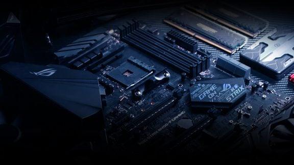 مادربردهای AMD B550