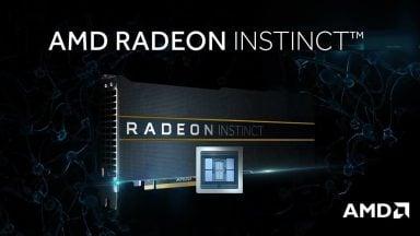 گرافیک AMD Radeon Instinct CDNA