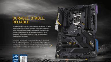 اطلاعات مادربرد TUF Gaming Z490-Plus ایسوس