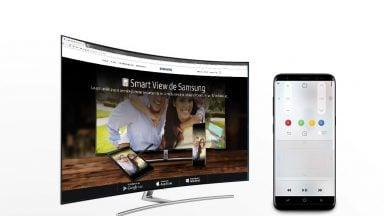 قابلیتهای تلویزیون هوشمند سامسونگ برای دورکاری و بازی