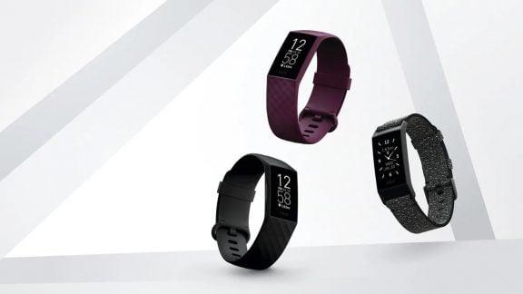 دستبند سلامتی Charge 4