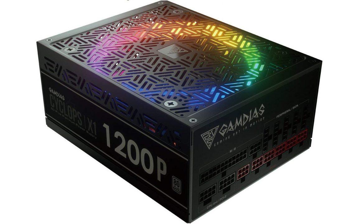 پاور GAMDIAS CYCLOPS X1-1200P