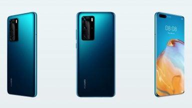 فناوری هوش مصنوعی در دوربین Huawei P40 Pro