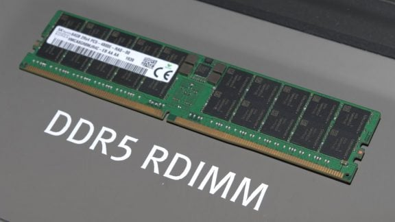 SK Hynix جزئیات حافظه DDR5