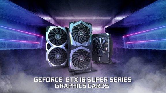 معرفی سری GTX 1650 D6 توسط MSI