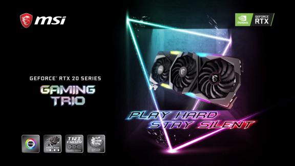 RTX 2080 Ti Gaming Z با حافظه 16 گیگابیتی
