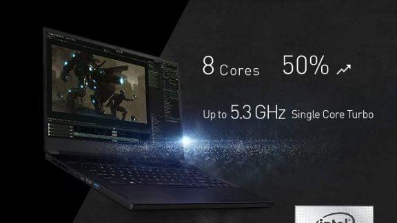 لپ تاپ MSI Stealth GS66