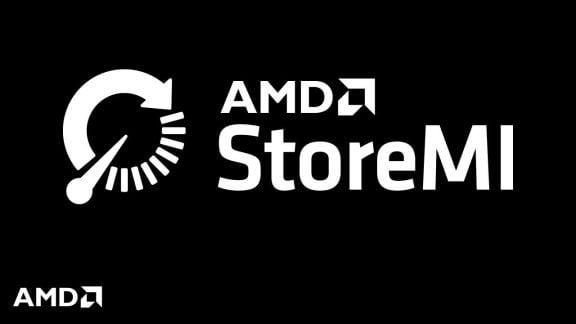 تکنولوژی AMD StoreMI