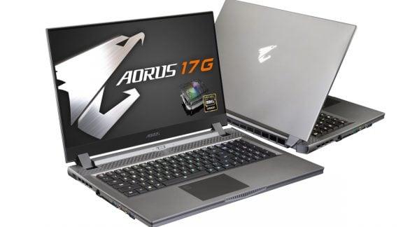 لپ تاپهای Aero و Aorus گیگابایت