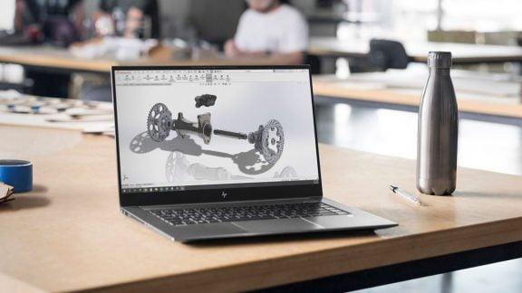 لپ تاپهای ورک استیشن جدید اچ پی