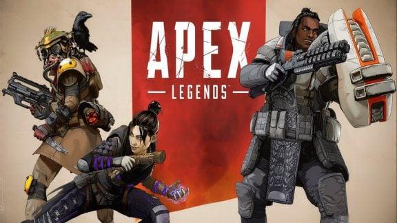 عرضه فصل پنجم عنوان Apex Legends