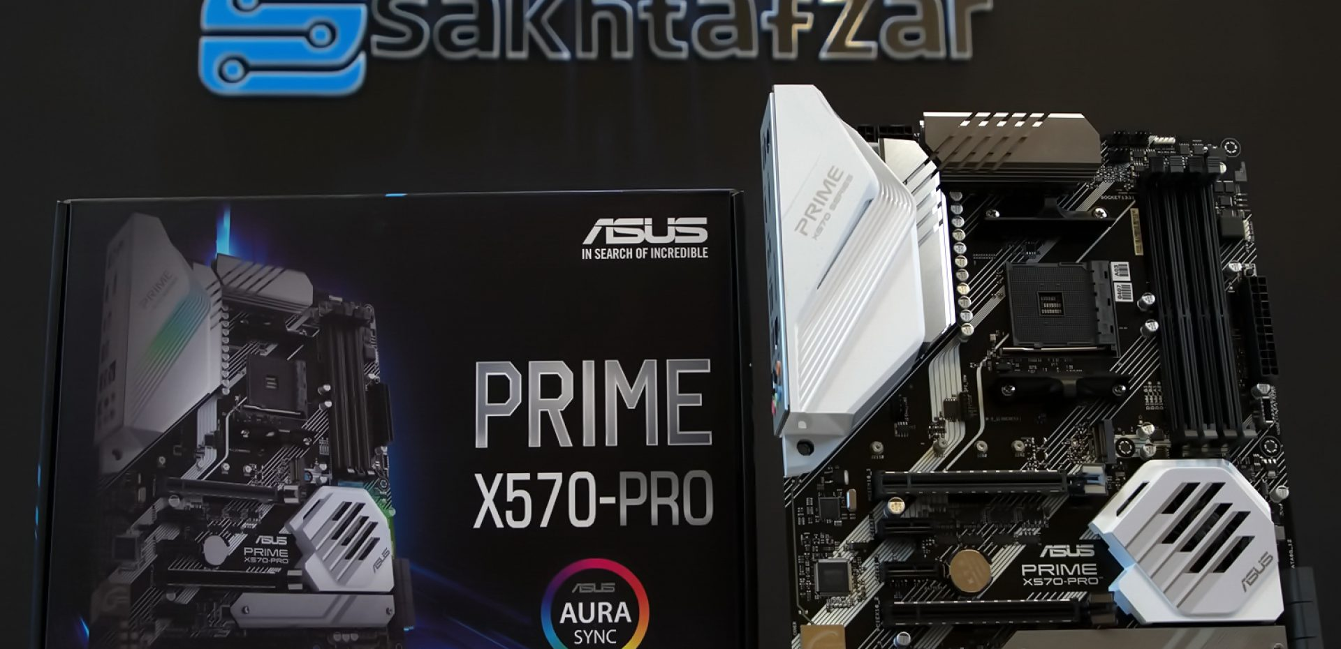 ASUS X570 PRIME PRO