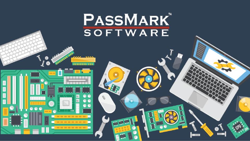 بنچمارک PassMark