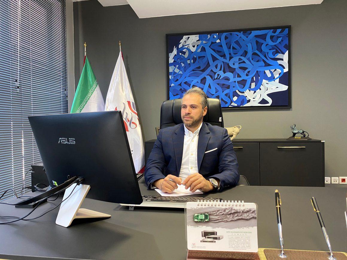 مصاحبه اختصاصی با آقای مهندس امیر زاده ابراهیمی