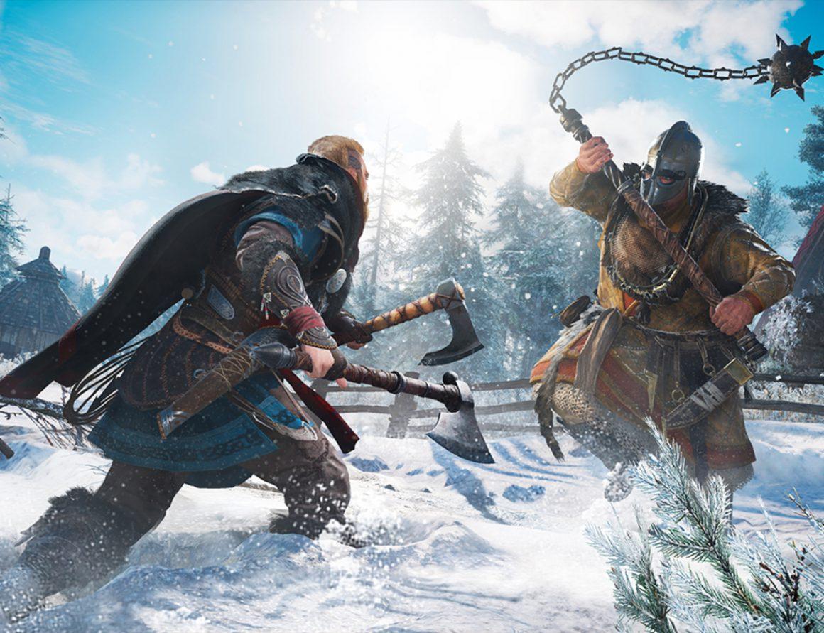 بازی Assassin's Creed Valhalla با محتوای منحصر به فرد، داستان پردازی عمیق