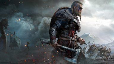 نقشه بازی Assassin's Creed Valhalla