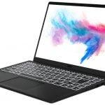 لپ تاپ های 14 اینچی جدید MSI
